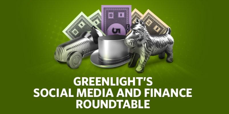 Finance - Social Media Roundtable