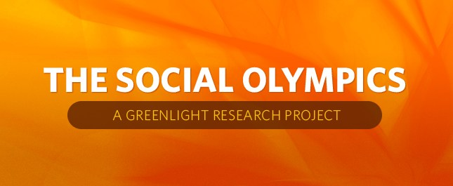 Social Olympics - A Greenlight Research Project