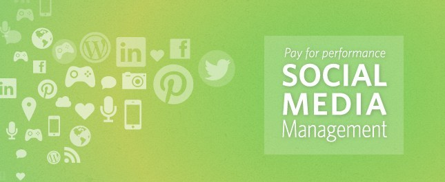 Pay for Performance Social Media Management
