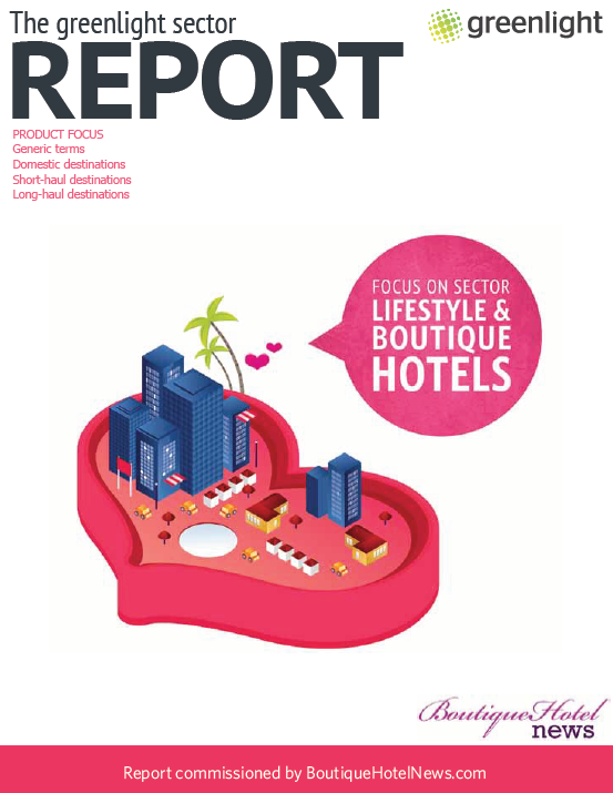 Boutique Hotels Sector Report, Issue 1, March 2013