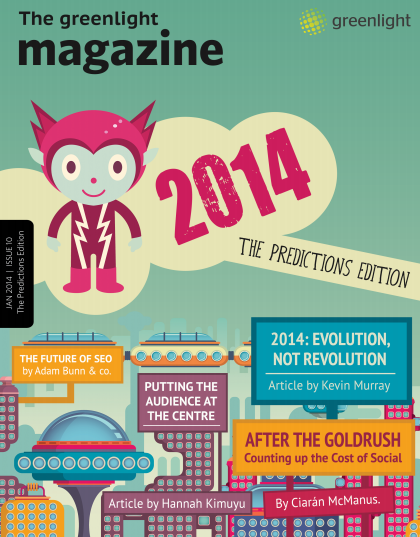 The Magazine: 2014 Predictions