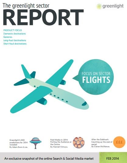 Flights Sector Report, Issue 12, February 2014