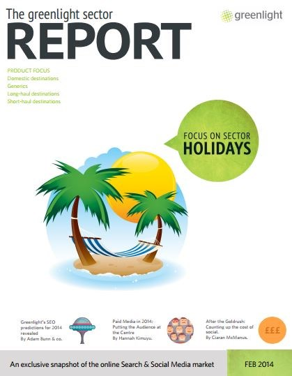 Holidays Sector Report, Issue 20, February 2014