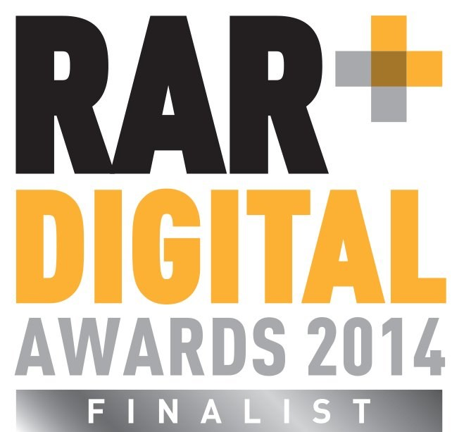 Greenlight nominated for RAR Digital Award