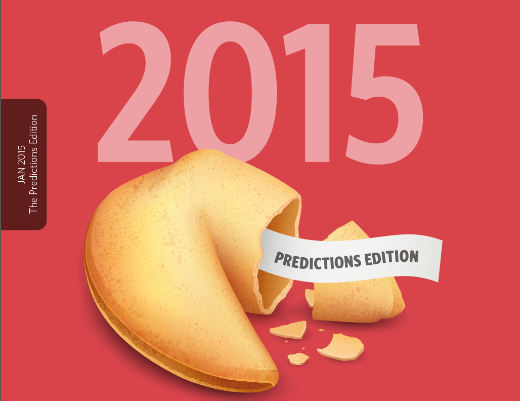 Greenlight Magazine: 2015 Predictions