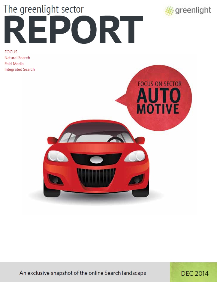 Automotive Sector Report - December 2014