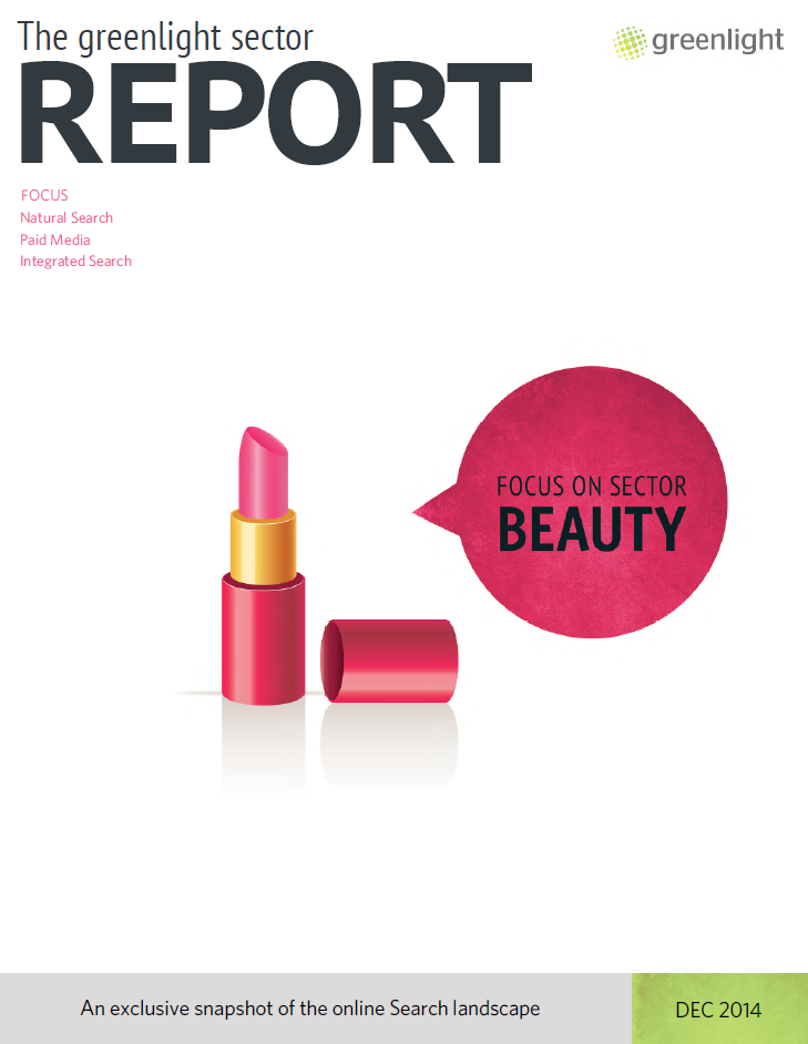 Beauty Sector Report - December 2014