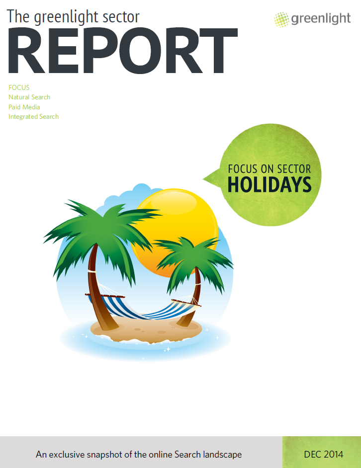Holidays Sector Report - December 2014