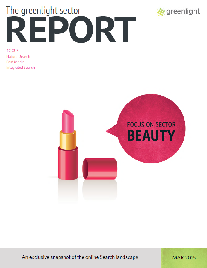 Beauty Sector Report - March 2015
