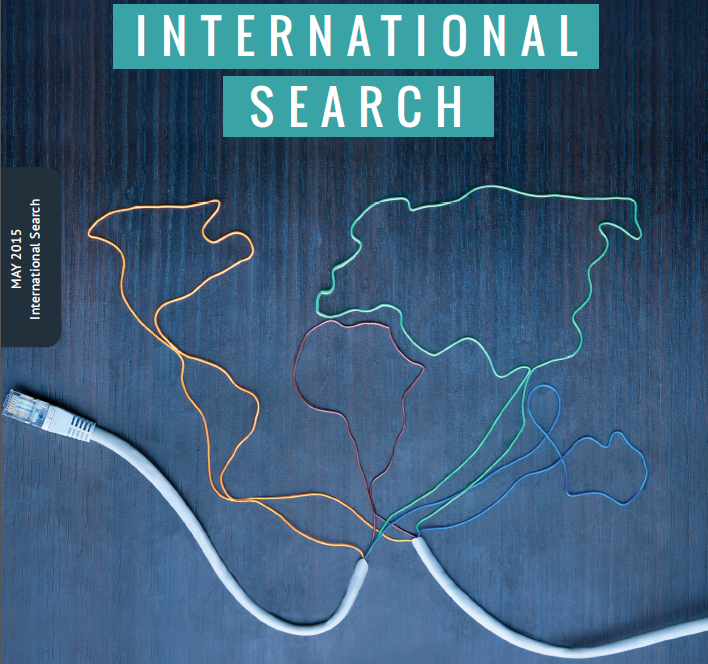 Greenlight Magazine: International Search