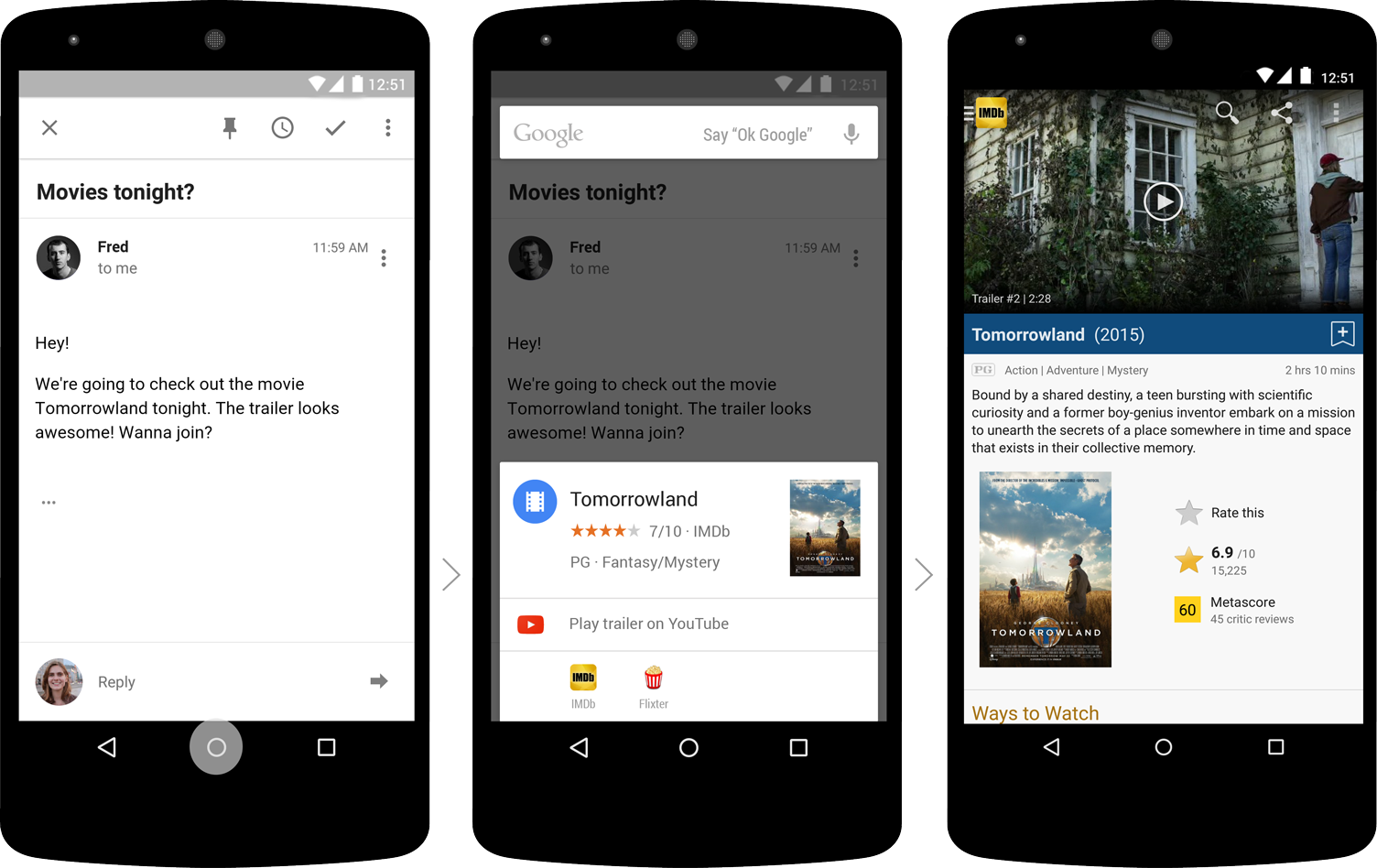Google 'Now On Tap' – the growing importance of mobile search