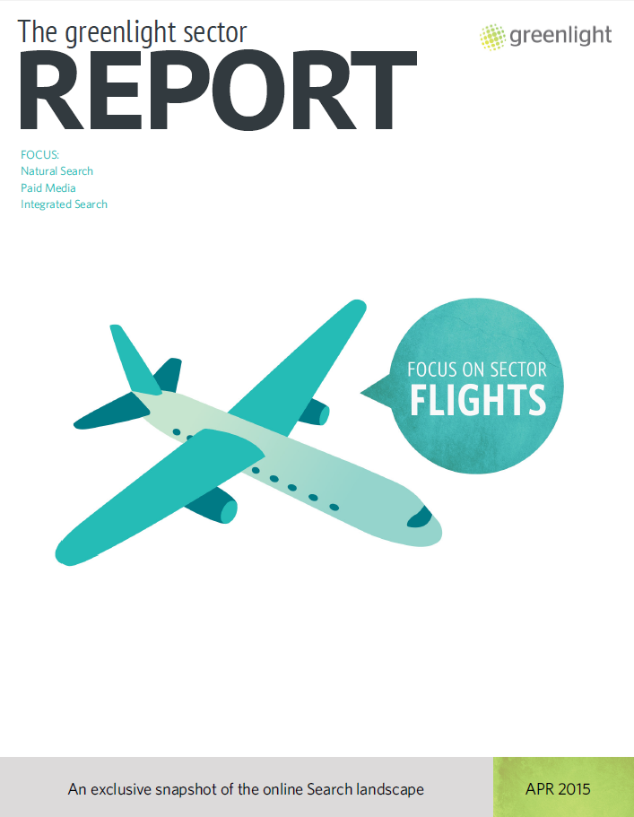 Flights Sector Report - April 2015