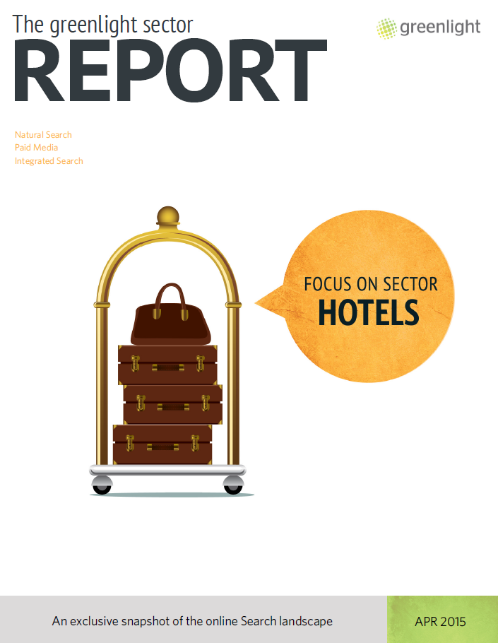 Hotels Sector Report - April 2015