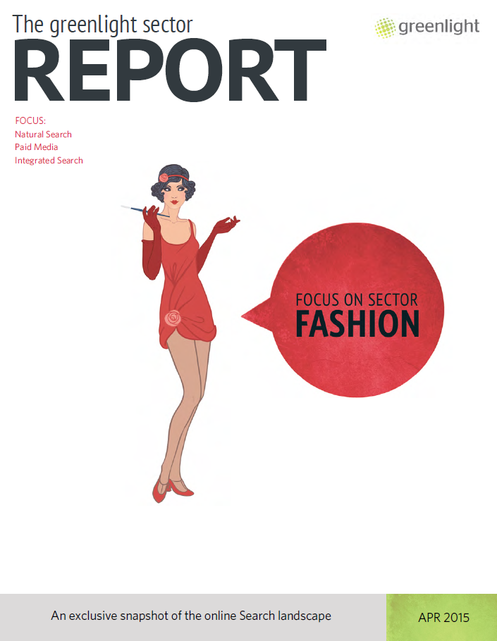 Fashion Sector Report - April 2015