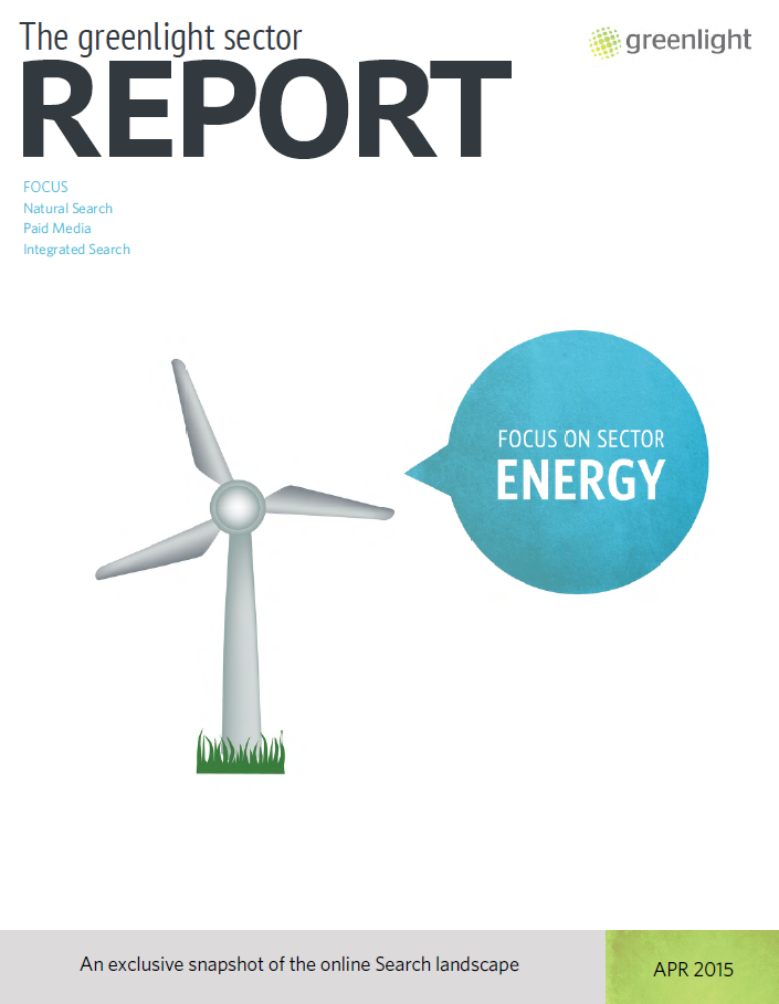 Energy Sector Report - April 2015