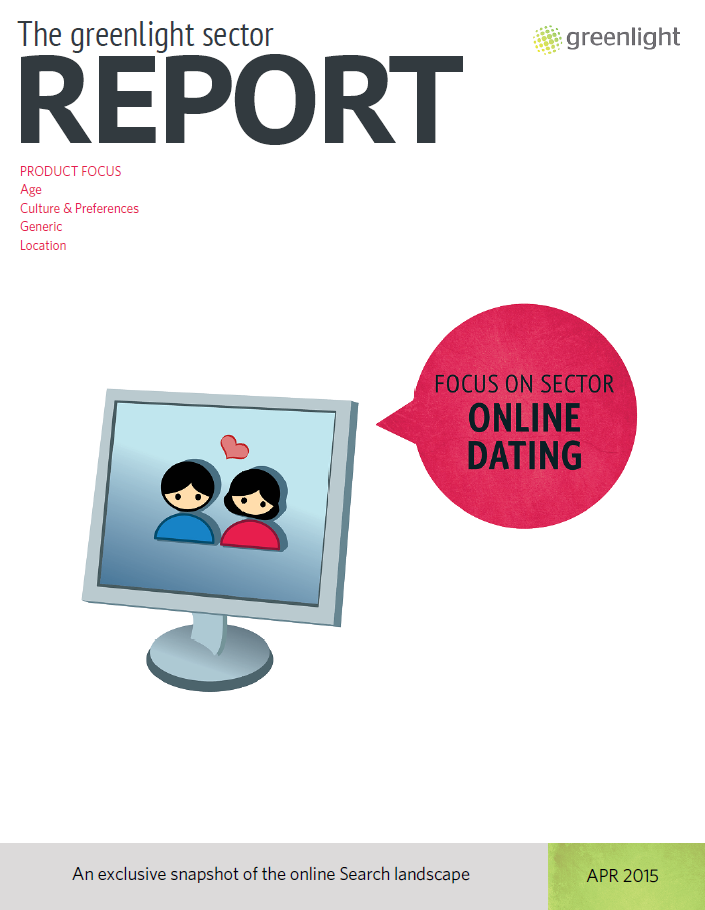 Online Dating Sector Report - April 2015