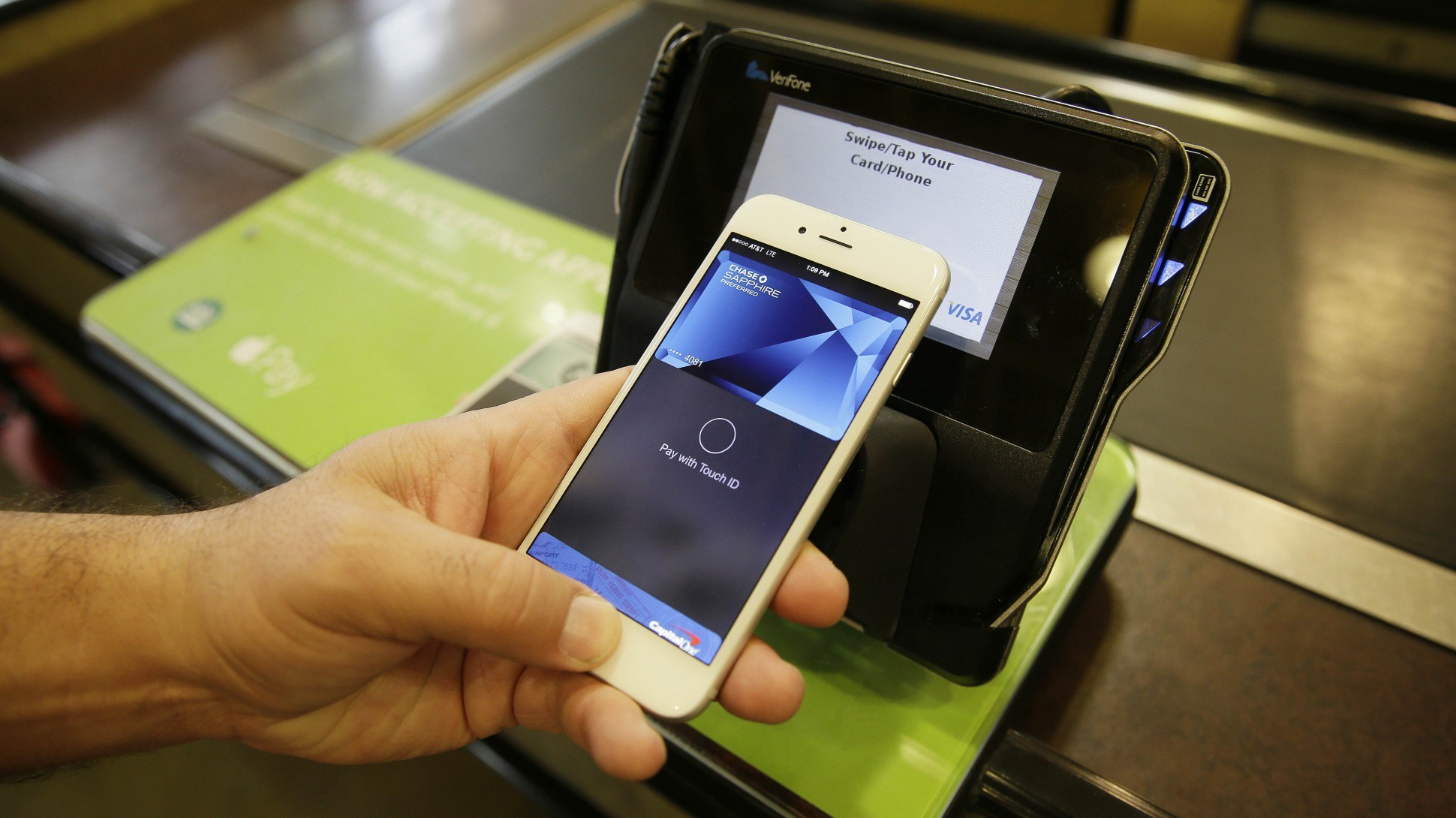 Mobile: the barrier to a contactless society