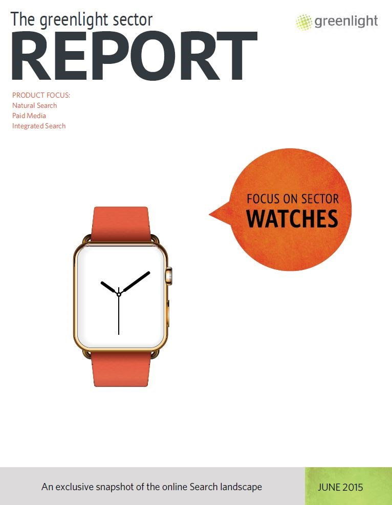 Watches Sector Report - June 2015
