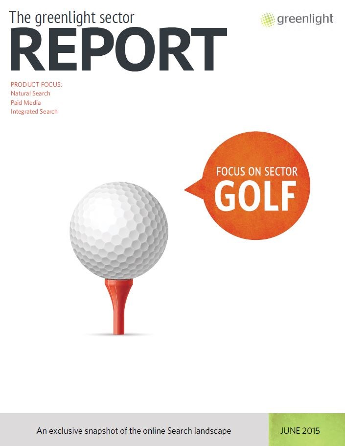 Golf Sector Report - June 2015