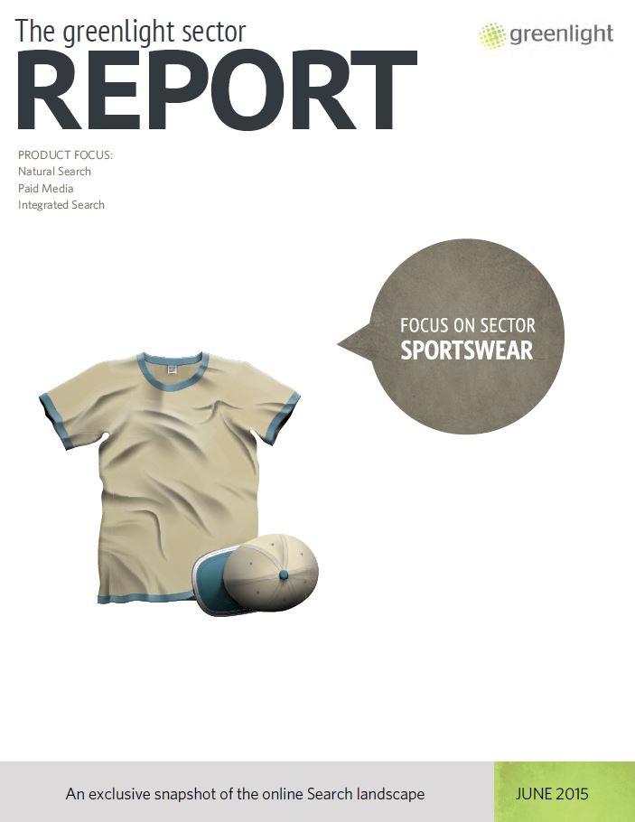 Sportswear Sector Report - June 2015