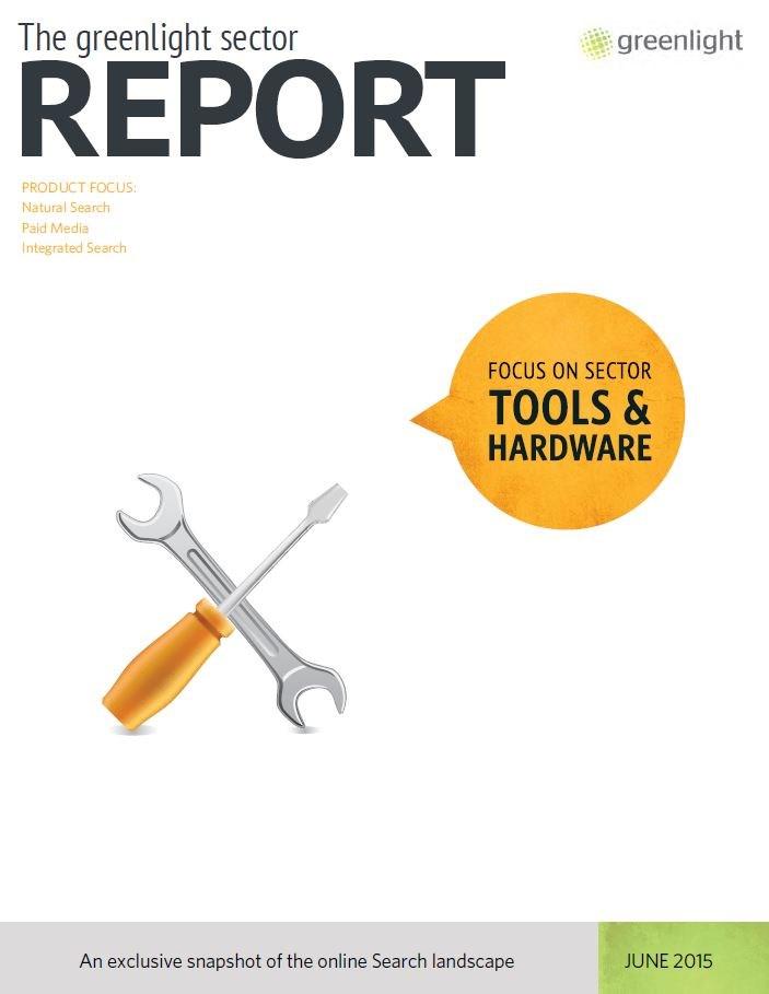 Tools & Hardware Sector Report - June 2015