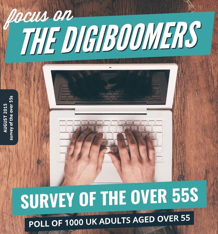 Focus Event: The Rise of the Digiboomers Magazine