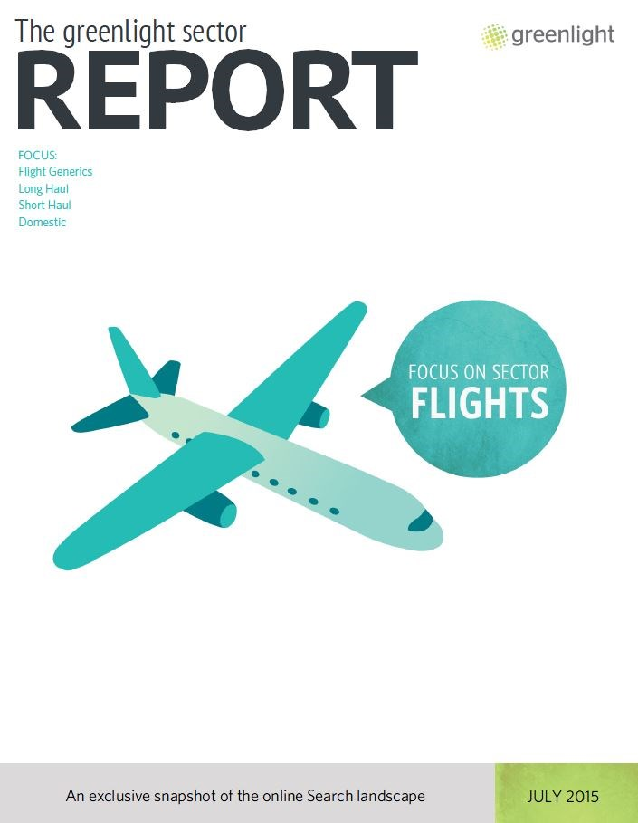 Flights Sector Report - July 2015