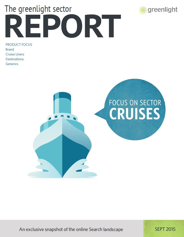 Cruises Sector Report - September 2015