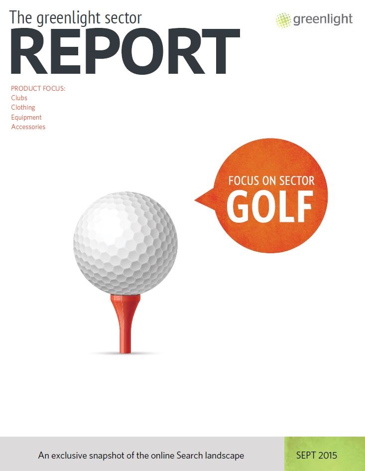 Golf Sector Report - September 2015