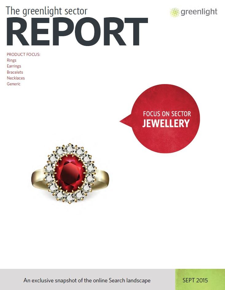 Jewellery Sector Report - September 2015