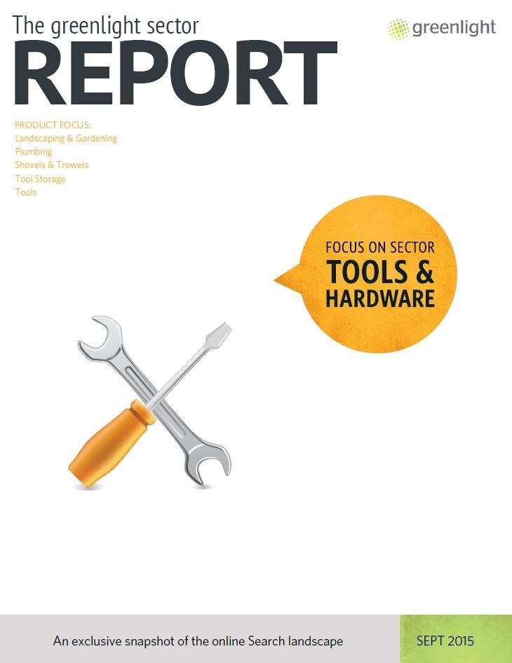 Tools & Hardware Sector Report - September 2015