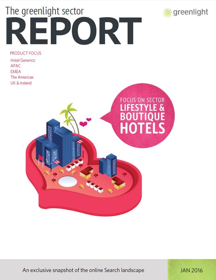 Boutique Hotels Sector Report - January 2016