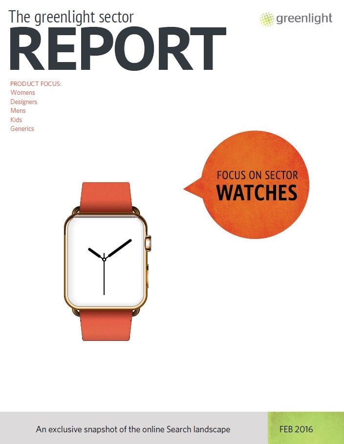 Watches Sector Report - February 2016