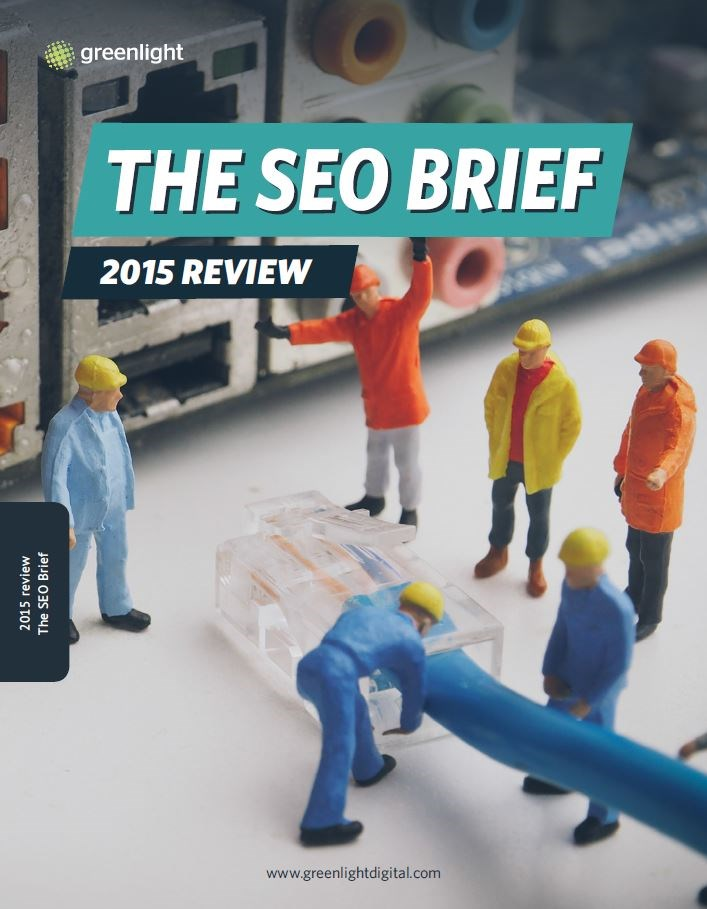 The SEO Brief: 2015 Review