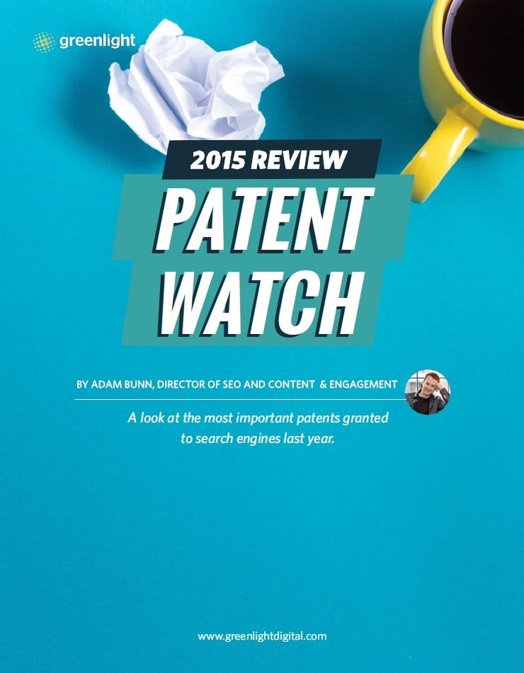 The SEO Brief: Patent Watch