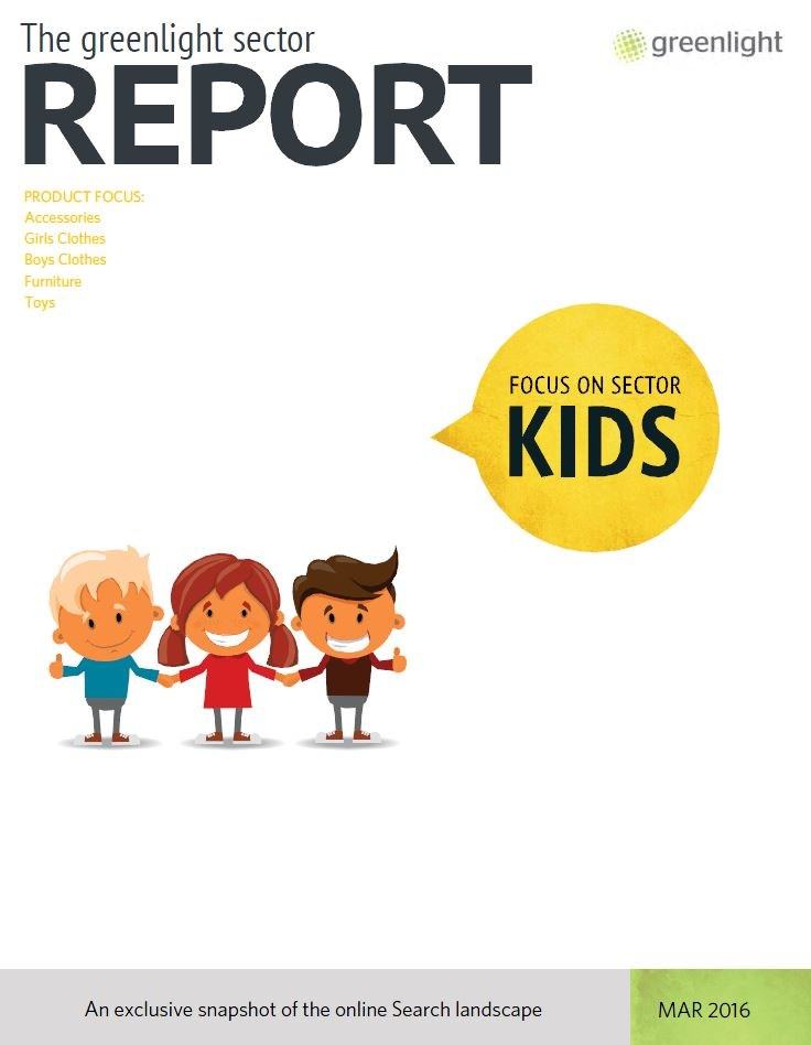 Kids Sector Report - March 2016