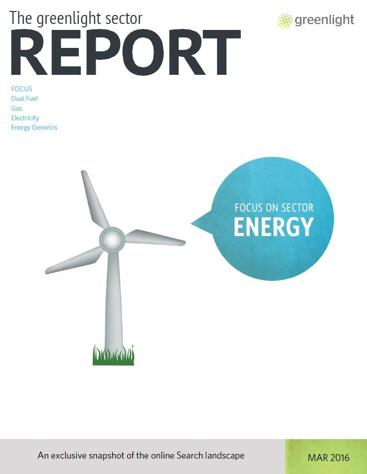 Energy Sector Report - March 2016