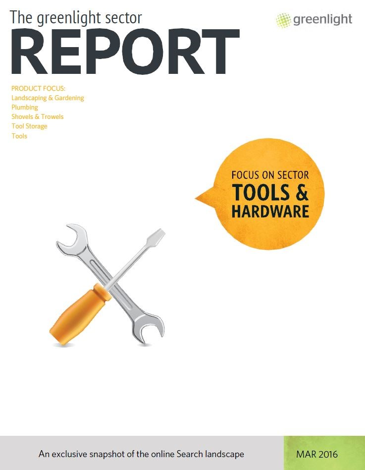 Tools & Hardware Sector Report - March 2016