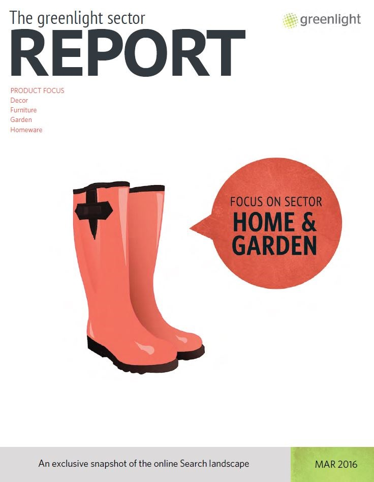 Home & Garden Sector Report - March 2016