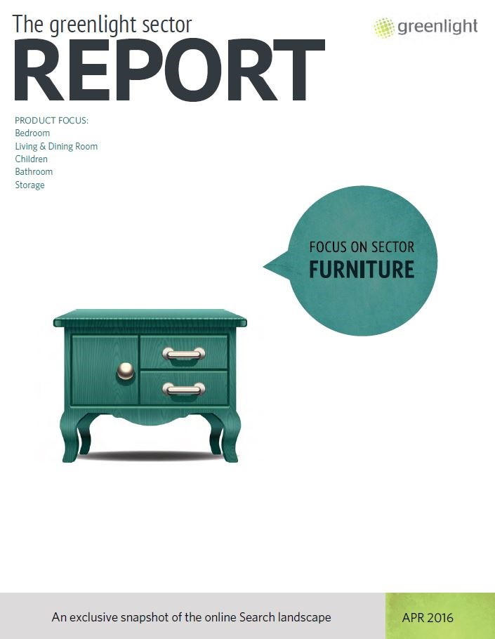 Furniture Sector Report - April 2016