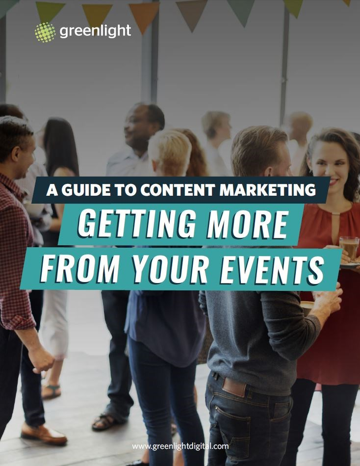 Getting More From Your Events
