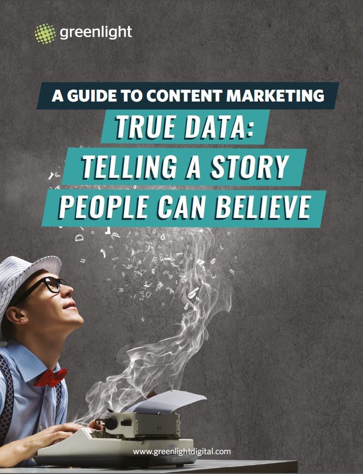 True Data: Telling A Story People Can Believe
