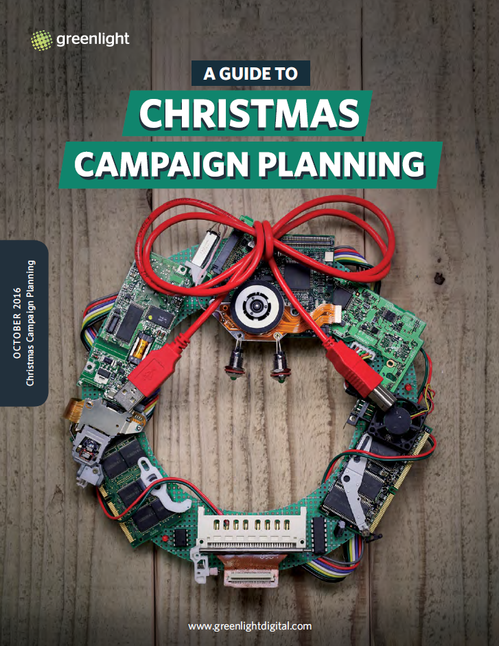 A Guide To Christmas Campaign Planning