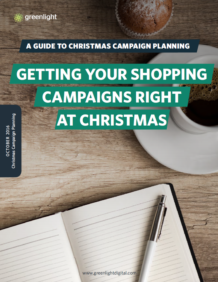 Getting Your Shopping Campaigns Right For Christmas