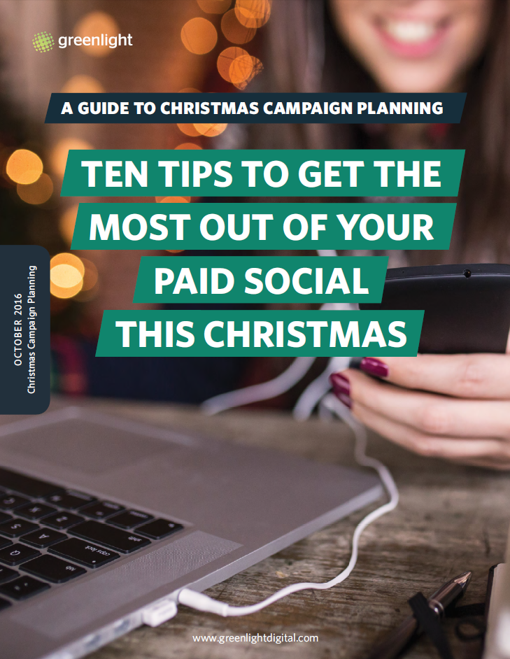 Ten Tips To Get The Most Out Of Your Paid Social This Christmas
