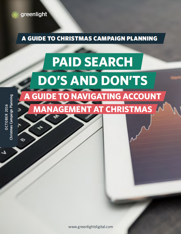 Paid Search Do's And Don'ts: A Guide To Navigating Account Management At Christmas
