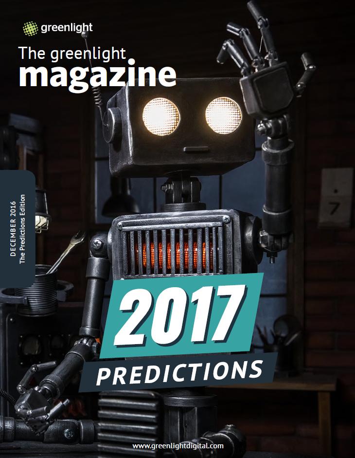 Greenlight Predictions: 2017 Edition