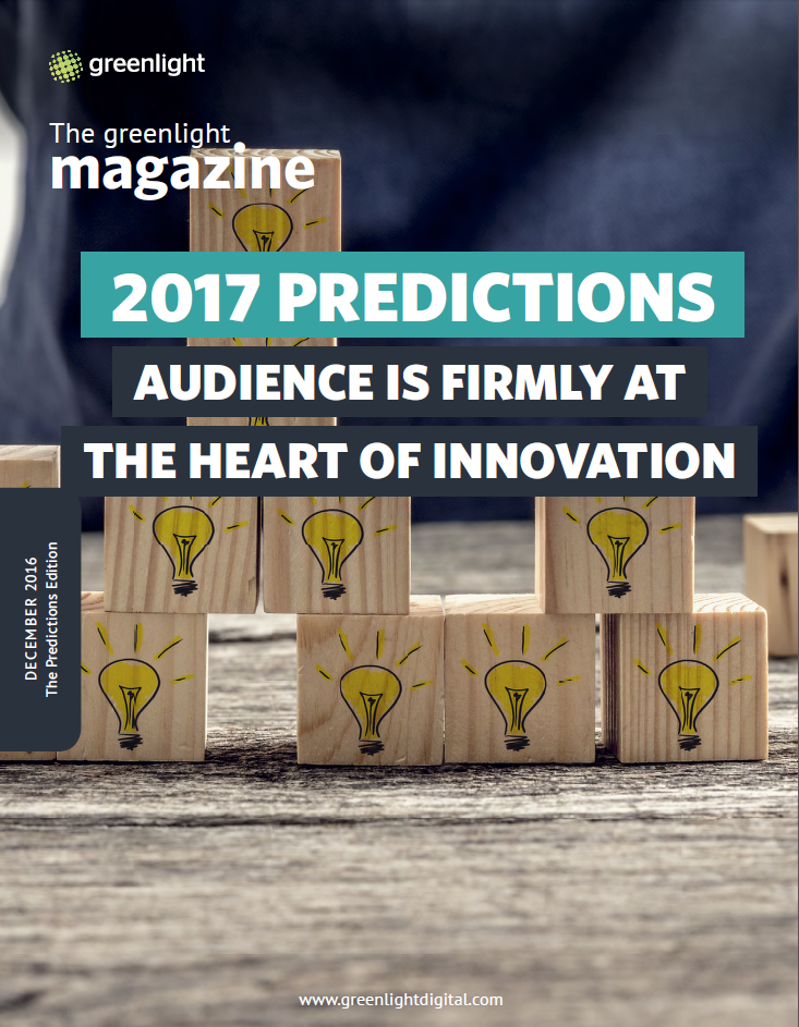 Audience Is Firmly At The Heart Of Innovation