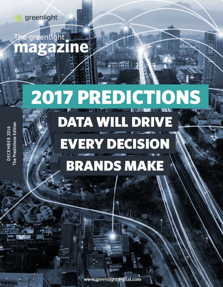 Data Will Drive Every Decision Brands Make