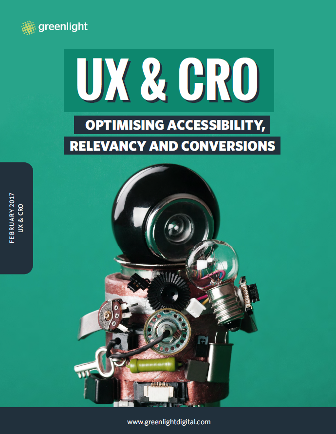 UX & CRO: Optimising Accessibility, Relevancy And Conversions